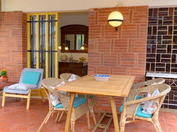 Location vacances Sitges -  Maison - 8 personnes - Télévision - Photo N° 1