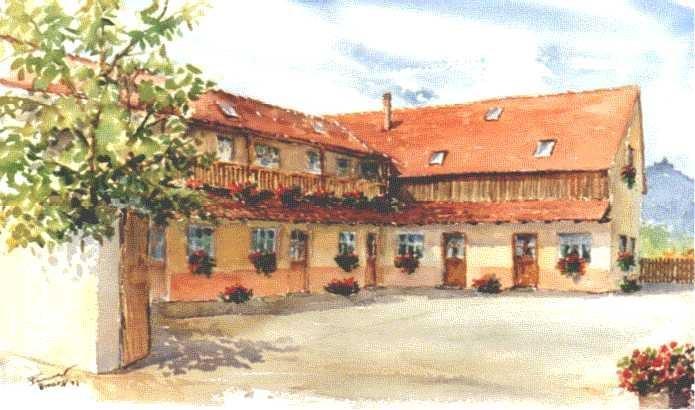 Location vacances Beblenheim -  Maison - 4 personnes - Barbecue - Photo N° 1