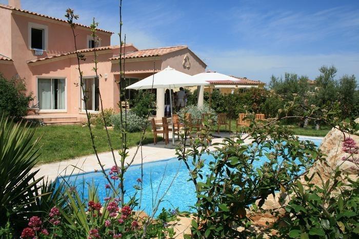 Villa pour 8 pers. avec piscine privée, Collias