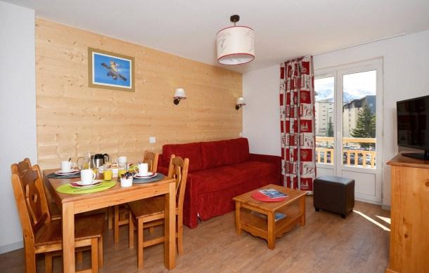Location vacances Les Deux Alpes -  Appartement - 6 personnes - Congélateur - Photo N° 1