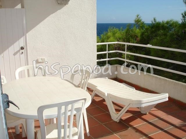 Holiday rentals l'Ametlla de Mar - Apartment - 6 persons - BBQ - Photo N° 1
