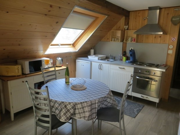 Location vacances Fréland -  Gite - 4 personnes - Barbecue - Photo N° 1