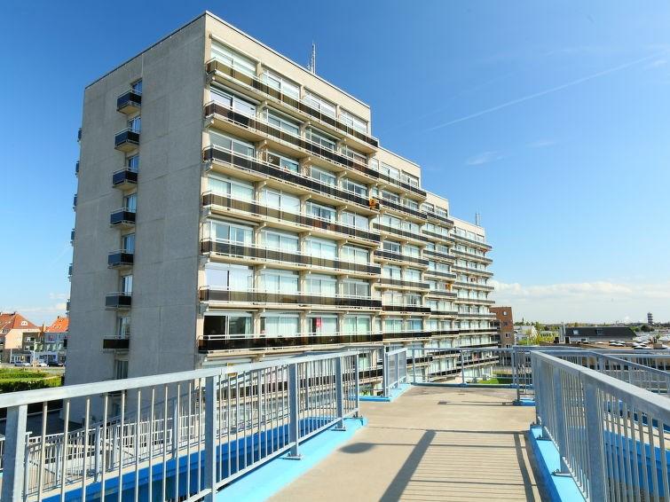 Location vacances Bredene -  Appartement - 2 personnes -  - Photo N° 1