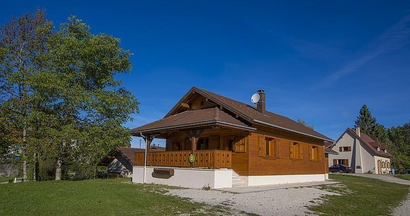 Location vacances Bonlieu -  Maison - 7 personnes - Barbecue - Photo N° 1