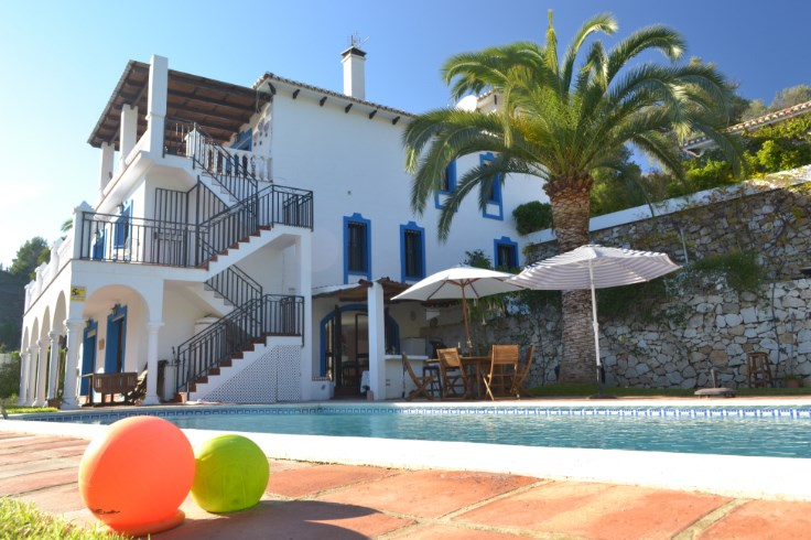 Location vacances Mijas -  Maison - 12 personnes - Balcon - Photo N° 1