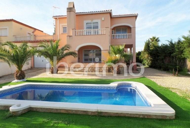 Villa à Ametlla de Mar pour 8 personnes - 3 chambres