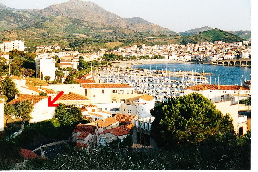 Location vacances Banyuls-sur-Mer -  Appartement - 5 personnes - Micro-onde - Photo N° 1