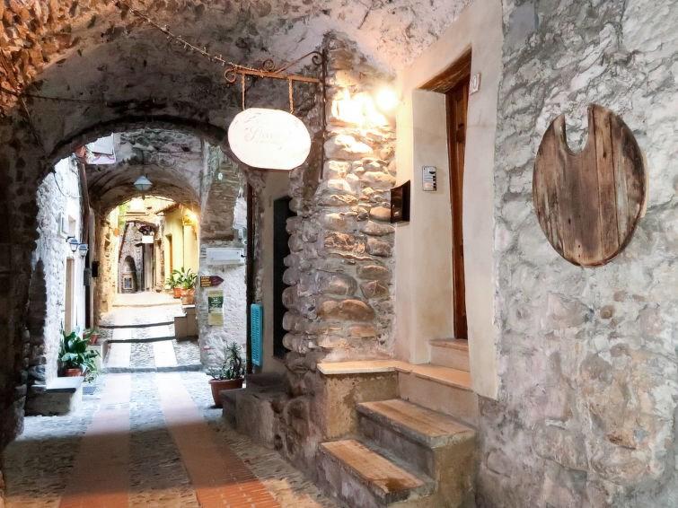Location vacances Dolceacqua -  Appartement - 3 personnes -  - Photo N° 1