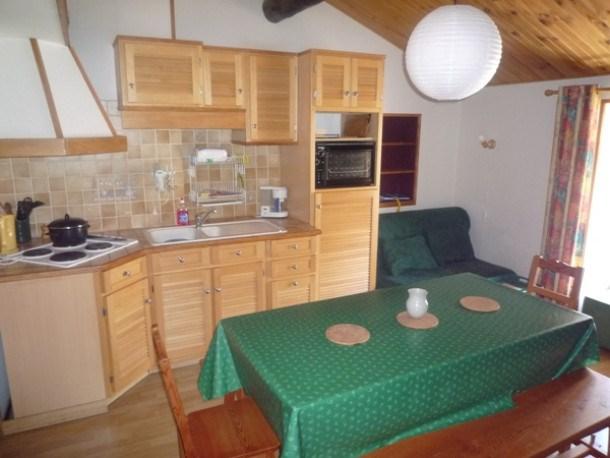 Location vacances Aussois -  Appartement - 6 personnes - Télévision - Photo N° 1