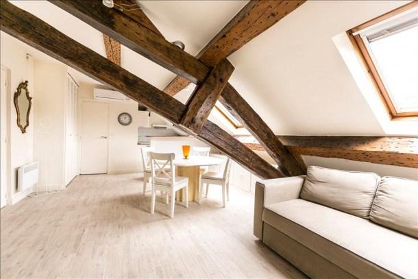 Location vacances Paris 9e Arrondissement -  Appartement - 4 personnes - Lecteur DVD - Photo N° 1