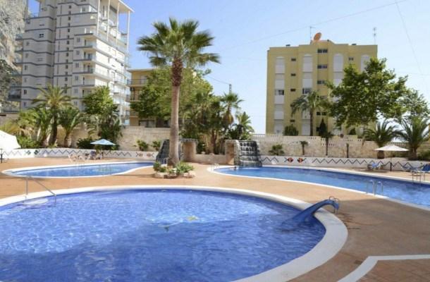 Location vacances Calp -  Appartement - 4 personnes - Télévision - Photo N° 1