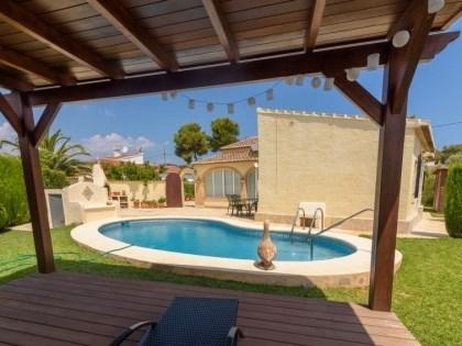 Location vacances Jávea/Xàbia -  Maison - 6 personnes - Télévision - Photo N° 1