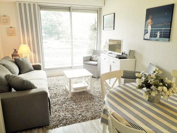 Location vacances Arcachon -  Appartement - 4 personnes - Billard - Photo N° 1