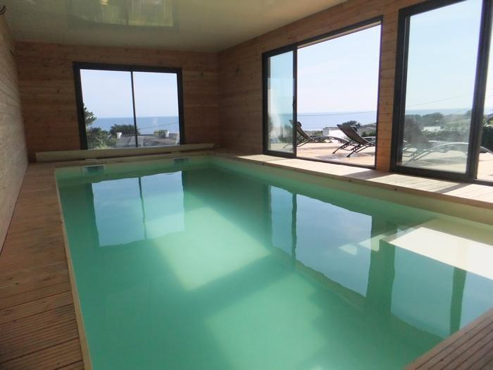 Maison pour 8 pers. avec piscine privée, Audierne