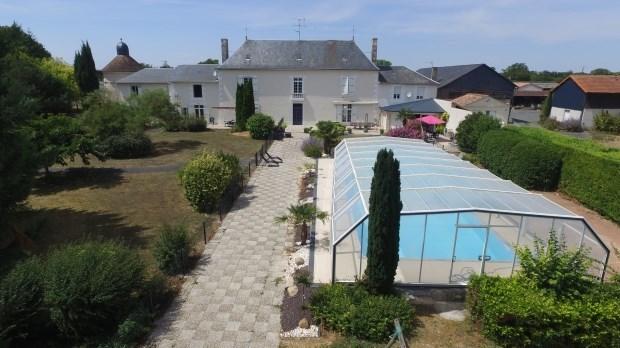 Domaine de la Fuie - Vendeuvre du Poitou