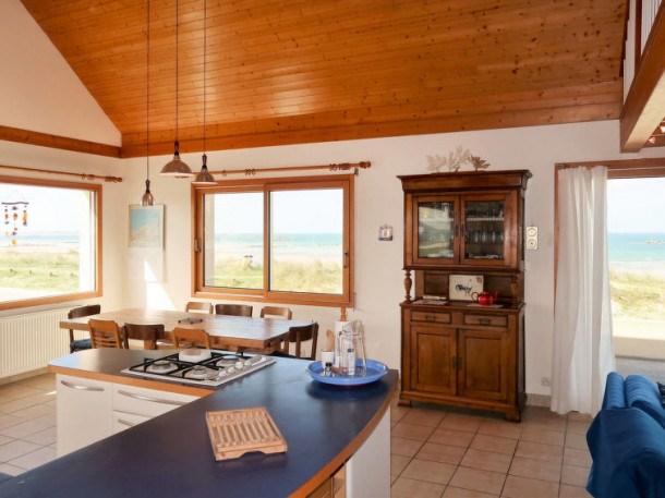 Location vacances Plouescat -  Maison - 5 personnes - Télévision - Photo N° 1