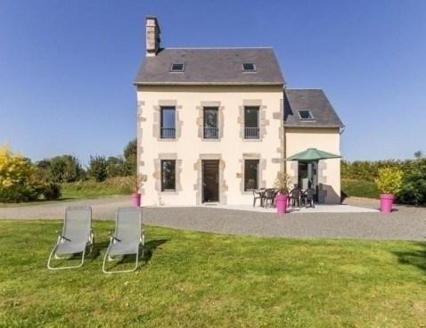 Location vacances Muneville-sur-Mer -  Maison - 9 personnes - Barbecue - Photo N° 1