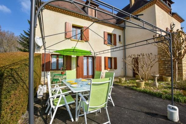 Location vacances Prats-du-Périgord -  Maison - 4 personnes - Barbecue - Photo N° 1