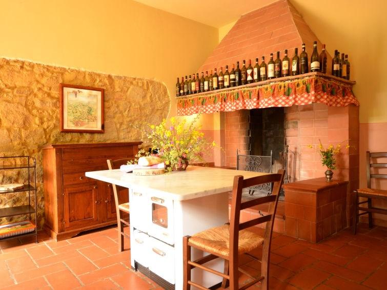 Maison pour 8 personnes à Gambassi Terme