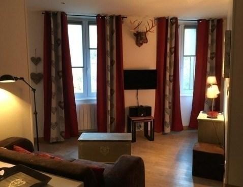 Location vacances Olloix -  Appartement - 4 personnes - Télévision - Photo N° 1