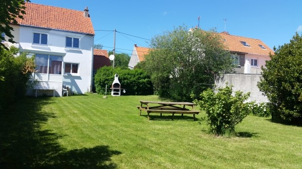 Location vacances Wissant -  Gite - 10 personnes - Barbecue - Photo N° 1