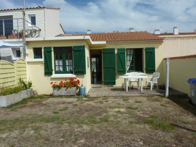 Maison 3 pièces de 38 m² environ pour 5 personnes située à environ 200 m de la mer, proche de la rue piétonne.