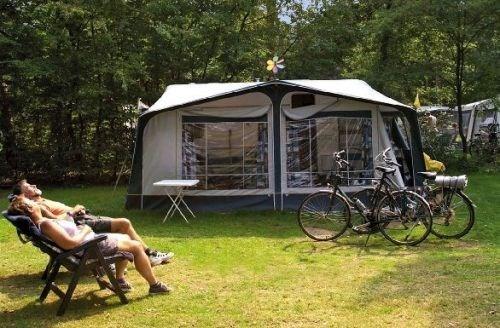 RCN Vakantiepark het Grote Bos, 670 emplacements, 96 locatifs