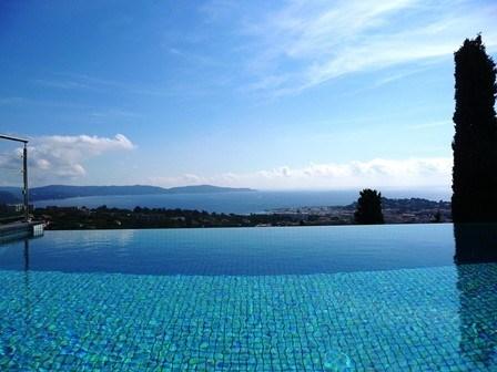 Location vacances Cavalaire-sur-Mer -  Maison - 8 personnes - Télévision - Photo N° 1