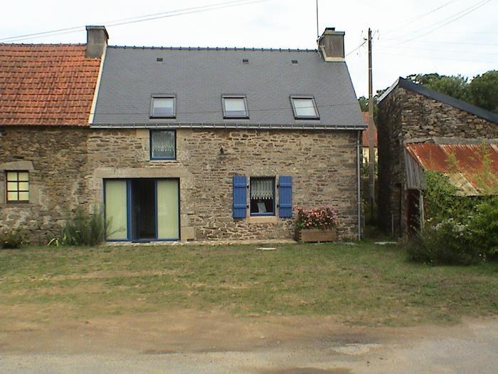 Location vacances Clohars-Carnoët -  Maison - 5 personnes - Barbecue - Photo N° 1