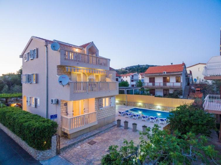 Appartement pour 2 personnes à Brodarica/Žaborić