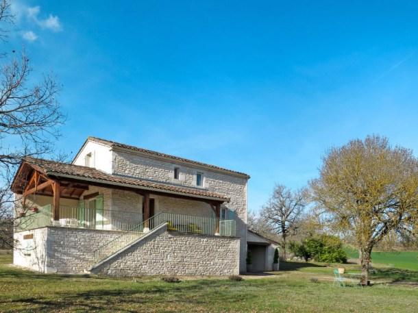 Location vacances Lalbenque -  Maison - 4 personnes - Télévision - Photo N° 1