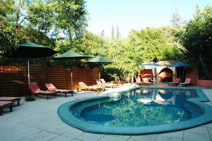 Studio pour 4 pers. avec piscine, Aix-en-Provence