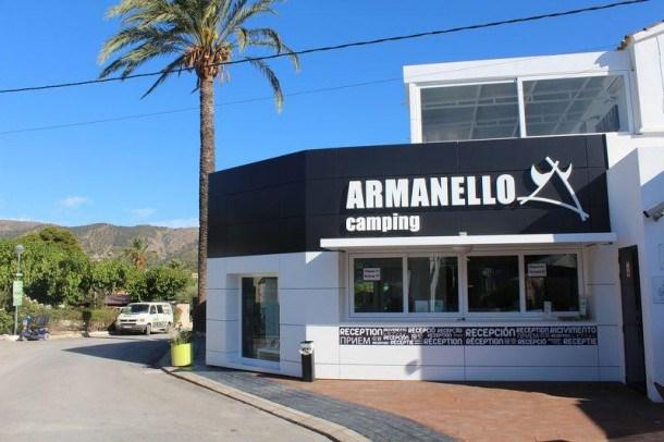 Camping Armanello - Bungalow 4p