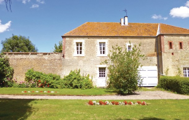 Location vacances Chicheboville -  Maison - 6 personnes - Barbecue - Photo N° 1