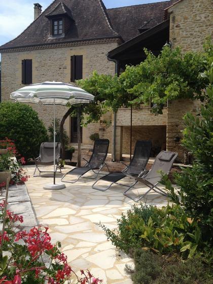 Location vacances Mouzens -  Maison - 7 personnes - Barbecue - Photo N° 1