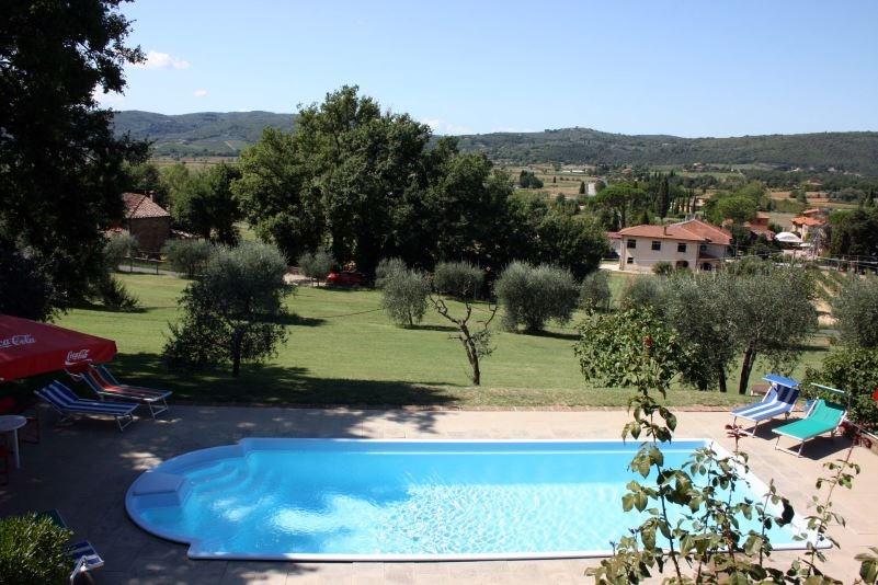 Ferienwohnungen Lucignano - Haus - 10 Personen - Grill - Foto Nr. 1