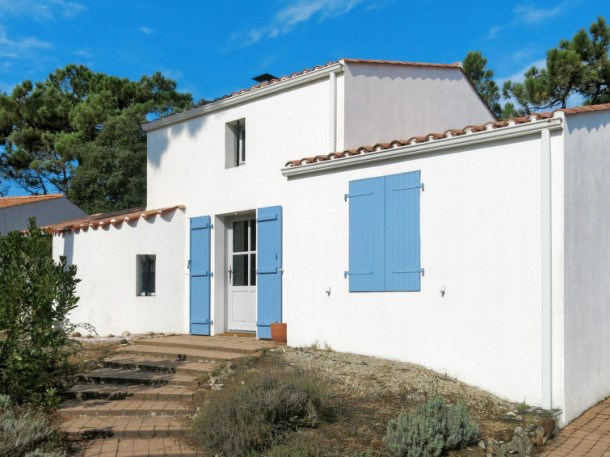 Location vacances La Tranche-sur-Mer -  Maison - 8 personnes - Télévision - Photo N° 1