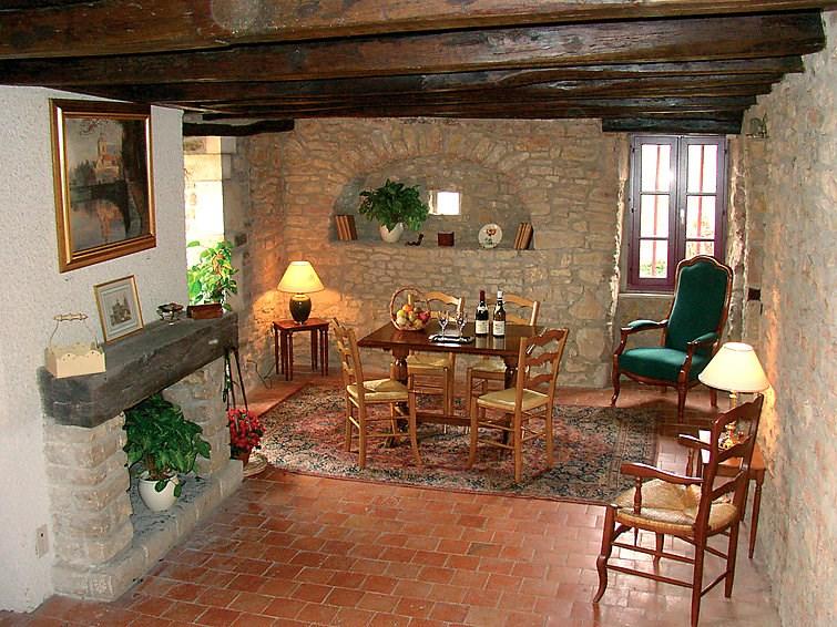 Maison pour 2 personnes à Semur en Auxois