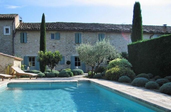Maison pour 8 pers. avec piscine, Gordes
