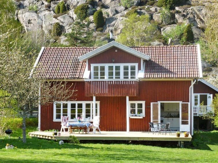 Maison pour 10 à Skärhamn