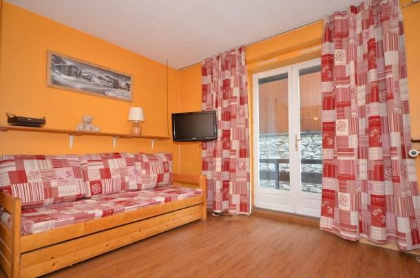 Location vacances Val-d'Isère -  Appartement - 3 personnes - Télévision - Photo N° 1