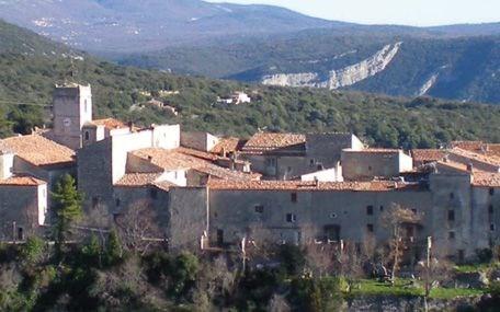 Gîtes de France Le gîte au village Le Ginesto.
