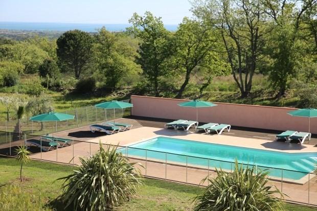 Gîtes 3* dans Mas, piscine chauffée, vue sur mer et montagnes, 5ha de jardins, 2 mins plage...ouverte toute l'année -...