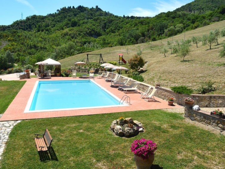 Location vacances Montecatini Val di Cecina -  Appartement - 5 personnes -  - Photo N° 1
