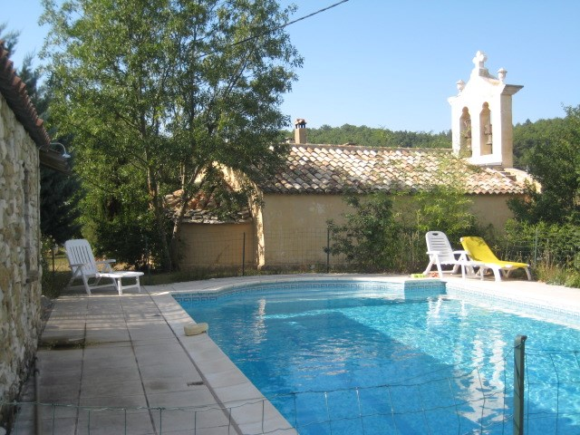 Holiday rentals Banon - House - 5 persons - BBQ - Photo N° 1