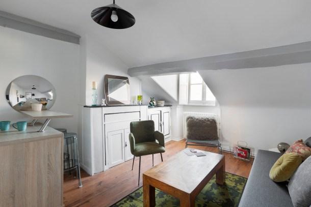 Location vacances Rennes -  Appartement - 4 personnes - Télévision - Photo N° 1