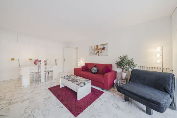 Wonderful 2 bedrooms 3min walk to Croisette!!