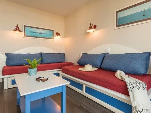 Location vacances Guilvinec -  Appartement - 3 personnes - Table de ping-pong - Photo N° 1
