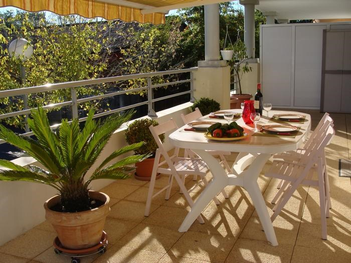 Location vacances Anglet -  Appartement - 5 personnes - Chaise longue - Photo N° 1