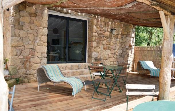 Location vacances Coti-Chiavari -  Maison - 3 personnes - Barbecue - Photo N° 1